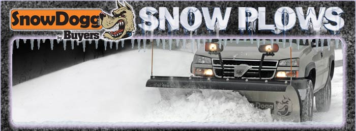 Snow Dogg Plows Banner